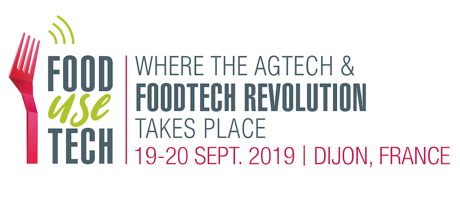 Come and see us at FoodUseTech 2019
